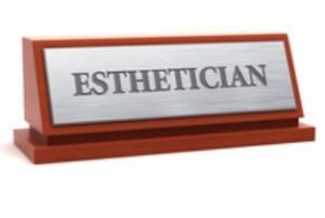 esthetician salary