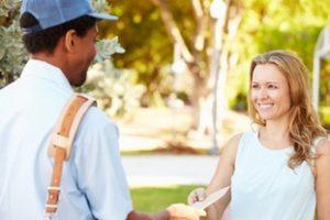 mailman salary
